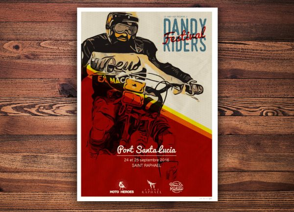 Dandy Riders Festival 2016
