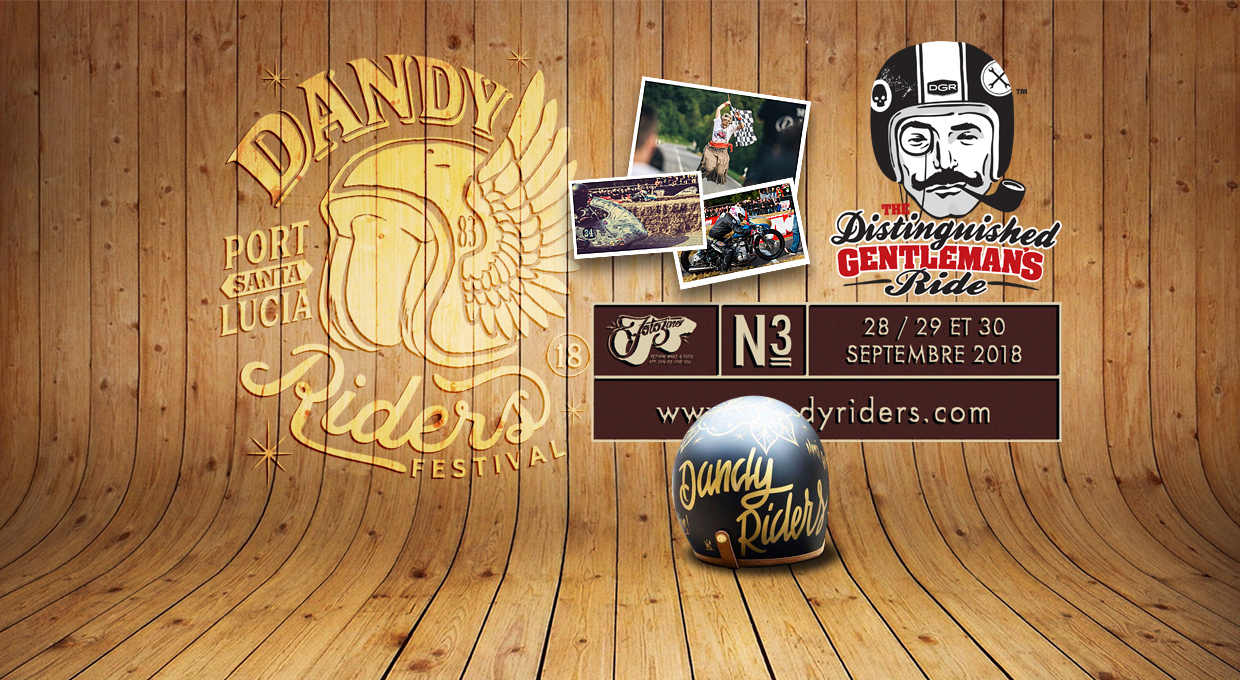 Dandy Riders Festival 2018