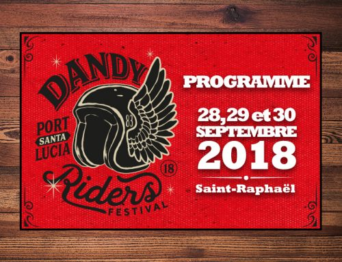 Dandy Riders Festival 2018, programme complet